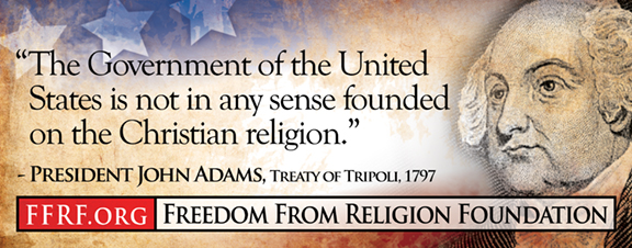 Support the Freedom from Religion Foundation