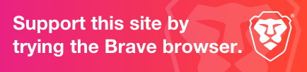 Download Brave Browser!
